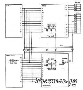 Схема увелечения каналов телевизора 3-УСЦТ.