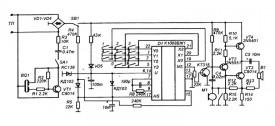 Схема устройства ремонта телефоных трубок