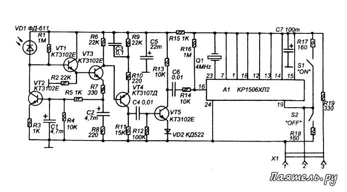 Но пульты дистанционного управления для 3-УСЦТ по прежнему широкодоступны, и часто лежат без дела.