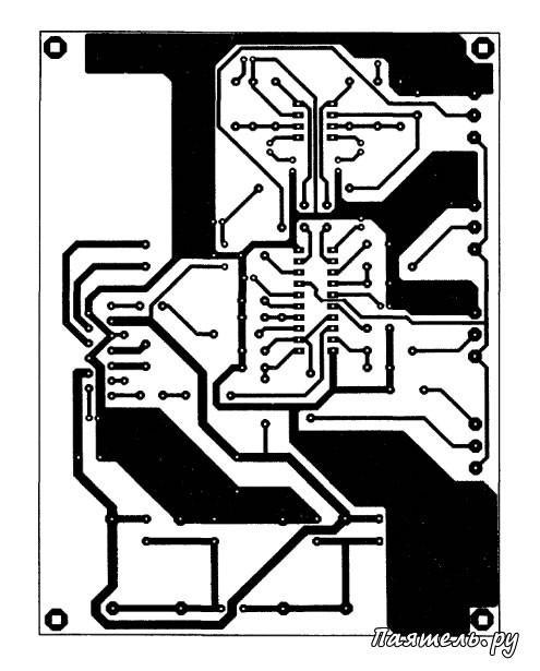 Схема Hi-Fi усилителя