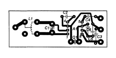 Схема КВ-конвертера на микросхеме SA602 › Паятель Ру - Все