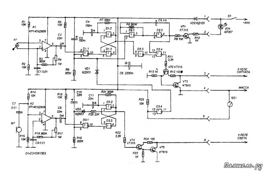 микросхемы КР140УД608 и