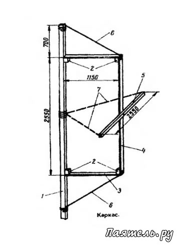 Антенны.  Антенна предназначена для приема телепрограмм в метровом диапазоне, для установки на даче или в сельской...