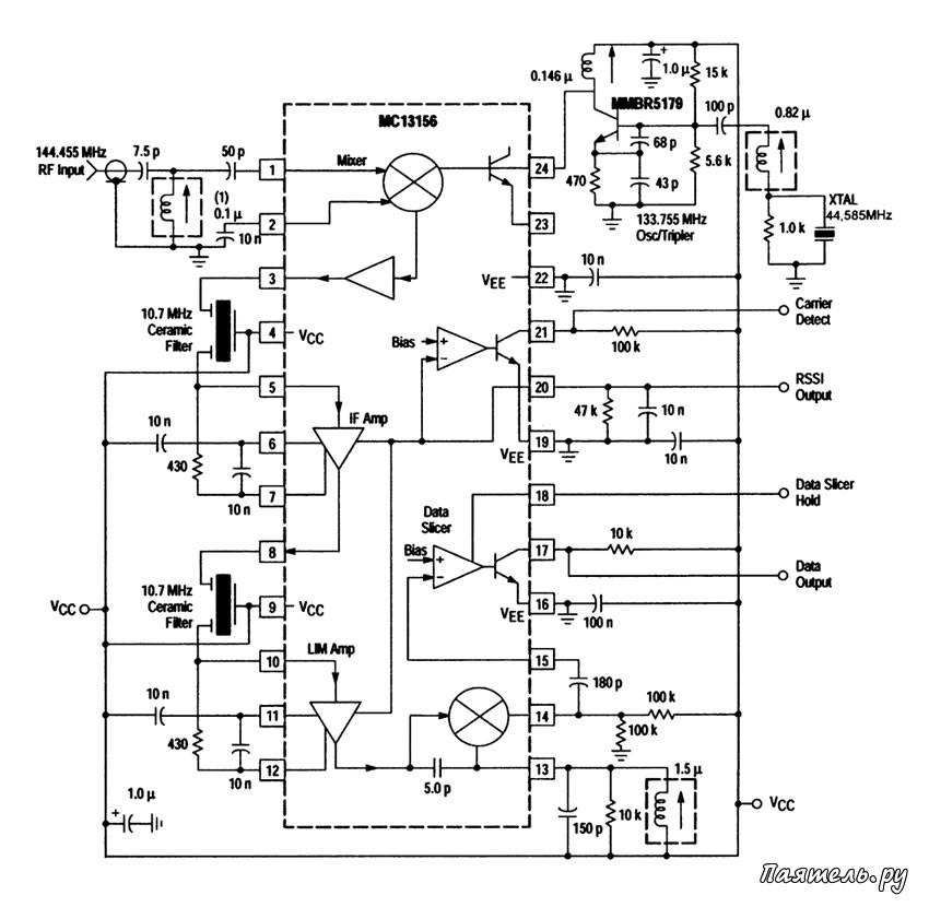 Uc28025dw схема включения